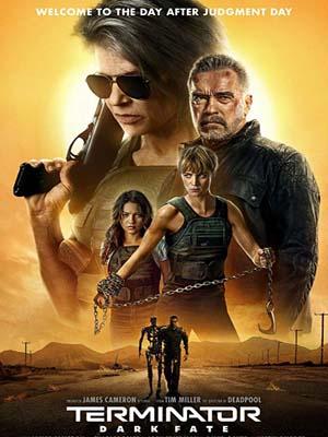 EE3408 : Terminator: Dark Fate ฅนเหล็ก : วิกฤตชะตาโลก (2019) DVD 1 แผ่น
