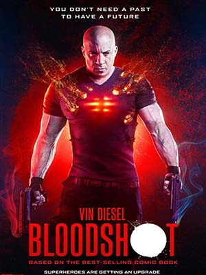 EE3439 : Bloodshot จักรกลเลือดดุ (2020) DVD 1 แผ่น