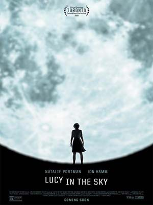 EE3440 : Lucy In The Sky ลูซี่ในท้องฟ้า (2019) DVD 1 แผ่น