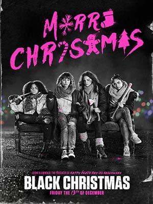 EE3444 : Black Christmas คริสต์มาสเชือดสยอง (2019) DVD 1 แผ่น