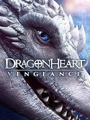 EE3445 : Dragonheart: Vengeance ดราก้อนฮาร์ท ศึกล้างแค้น DVD 1 แผ่น