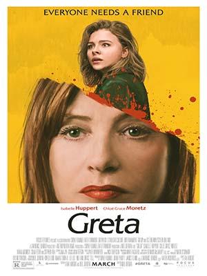 EE3456 : Greta เกรต้า ป้า บ้า เวียร์ด (2018) DVD 1 แผ่น