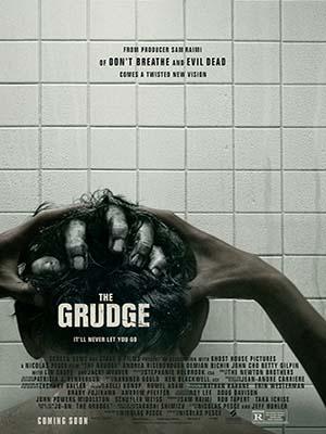 EE3457 : The Grudge บ้านผีดุ DVD 1 แผ่น