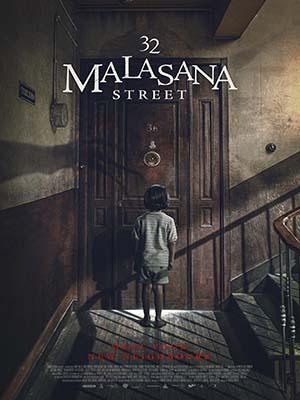 EE3511 : 32 Malasana Street 32 มาลาซานญ่า ย่านผีอยู่ (2020) DVD 1 แผ่น