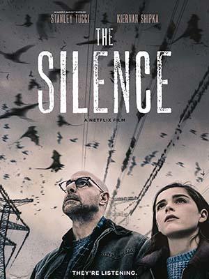 EE3529 : The Silence เงียบให้รอด (2019) (ซับไทย) DVD 1 แผ่น