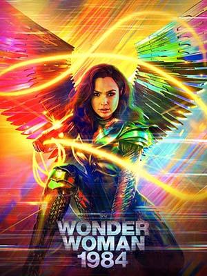 EE3536 : Wonder Woman 1984 วันเดอร์ วูแมน 1984 (2020) DVD 1 แผ่น