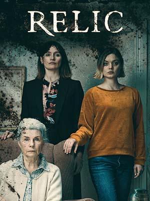EE3542 : Relic กลับมาเยี่ยมผี (2020) DVD 1 แผ่น