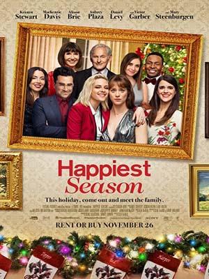 EE3549 : Happiest Season ไม่มีฤดูไหนไม่รักเธอ (2020) DVD 1 แผ่น