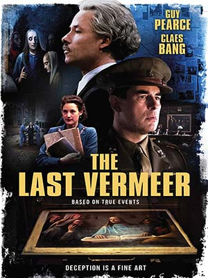 EE3551 : The Last Vermeer (2019) DVD 1 แผ่น