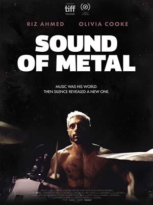 EE3553 : Sound of Metal เสียงที่หายไป (2019) DVD 1 แผ่น