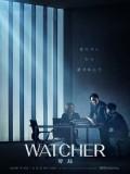 krr1811 : ซีรีย์เกาหลี Watcher (ซับไทย) DVD 4 แผ่น