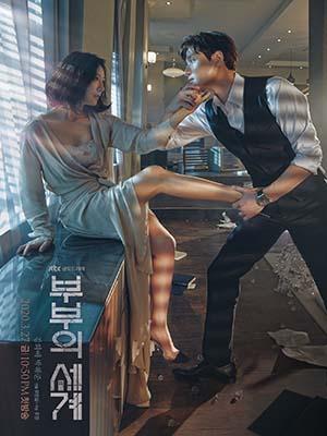 Krr1899 : ซีรีย์เกาหลี A World of Married Couple (ซับไทย) DVD 4 แผ่น