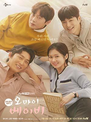 krr1918 : ซีรีย์เกาหลี Oh My Baby (ซับไทย) DVD 4 แผ่น