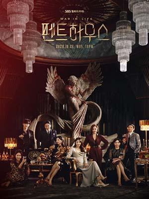 krr1973 : ซีรีย์เกาหลี The Penthouse (2020) (ซับไทย) DVD 6 แผ่น