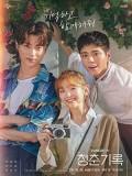 krr2003 : ซีรีย์เกาหลี Record of Youth เส้นทางดาว (พากย์ไทย) DVD 4 แผ่น
