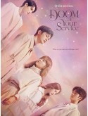 Krr2049 : ซีรีย์เกาหลี Doom At Your Service (2021) (ซับไทย) DVD 4 แผ่น