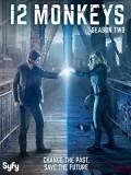 se1818 : ซีรีย์ฝรั่ง 12 Monkeys Season 2 [ซับไทย] DVD 3 แผ่น