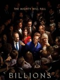 se1859 : ซีรีย์ฝรั่ง Billions Season 2 บิลเลียนส์ ซีซั่น 2 [พากย์ไทย] DVD 3 แผ่น