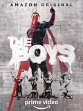 se1865 : ซีรีย์ฝรั่ง The Boys Season 1 ก๊วนหนุ่มซ่าล่าซูเปอร์ฮีโร่ [ซับไทย] DVD 2 แผ่น