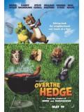 am0130 : การ์ตูน Over the Hedge แก๊งค์สี่ขา ข้ามป่ามาป่วนเมือง DVD 1 แผ่น
