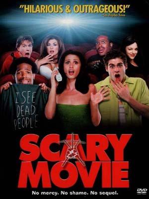 EE0707 : Scary Movie 1 ยําหนังจี้ หวีดดีไหมหว่า ภาค 1 (2000) DVD 1 แผ่น