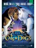 am0137 : การ์ตูน Cats And Dogs สงครามพยัคฆ์ร้ายขนปุย DVD 1 แผ่น