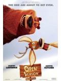 am0142 :หนังการ์ตูน Open Season คู่ซ่าป่าระเบิด DVD 1 แผ่น