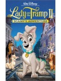 am0149 : การ์ตูน Lady and the Tramp II: Scamp's Adventure DVD 1 แผ่น