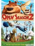am0143 :หนังการ์ตูน Open Season 2  คู่ซ่าส์ ป่าระเบิด 2  DVD 1 แผ่น