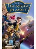 am0156 : การ์ตูน Treasure Planet / ผจญภัยล่าขุมทรัพย์ดาวมฤตยู DVD 1 แผ่น