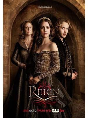 se1362 : ซีรีย์ฝรั่ง Reign Season 1 [พากย์ไทย] 5 แผ่น