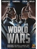 ft127 : สารคดี The World Wars มหากาพย์ สงครามโลก DVD 2 แผ่น