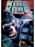 EE1942 : King Kong Lives (1986) คิงคอง 2: กำเนิดใหม่..ให้โลกตะลึง DVD 1 แผ่น