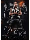 cs444 : ดีวีดีคอนเสิร์ต Pack 4 Turn Back Concert DVD 2 แผ่น