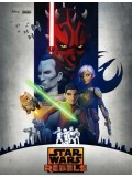 ct1216 : การ์ตูน Star Wars: Rebels Season 2 DVD 4 แผ่น