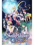 ct1222 : การ์ตูน Bishoujo Senshi Sailor Moon Crystal เซเลอร์มูน คริสตัล ปี 3 [ซับไทย] DVD 2 แผ่น