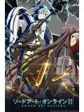 ct1014 : การ์ตูน Sword Art Online II DVD 3 แผ่น