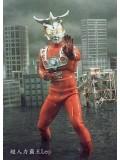ct0801:การ์ตูน  Ultraman LEO  3 แผ่น