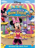 am0111 : Mickey Mouse Clubhouse: Minnie's Bow-tique DVD 1 แผ่น
