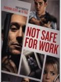 EE1195 : หนังฝรั่ง Not Safe for Work ปิดออฟฟิศฆ่า DVD 1 แผ่นจบ