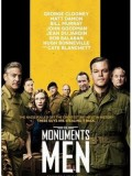 EE1215 : หนังฝรั่ง The Monuments Men กองทัพฉกขุมทรัพย์โลกสะท้าน DVD 1 แผ่นจบ