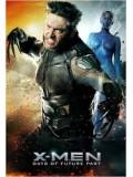 EE1279 : X-Men : Days of Future Past เอ็กซ์เมน สงครามวันพิฆาตกู้อนาคต DVD 1 แผ่น