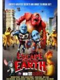 ct0731 : หนังการ์ตูน Escape from Planet Earth แก๊งเอเลี่ยน ป่วนหนีโลก DVD 1 แผ่น