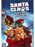 am0110 : หนังการ์ตูน Santa Claws น้องเหมียวแซนต้า ภารกิจขนปุย DVD 1 แผ่นจบ