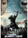 EE1466 : Dawn Of The Planet Of The Apes งอรุณแห่งอาณาจักรพิภพวานร DVD 1 แผ่น