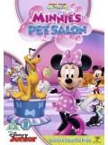 ct0840: Mickey Mouse Clubhouse: Minnie s Pet Salon DVD 1 แผ่นจบ