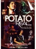 cs414 : ดีวีดีคอนเสิร์ต Potato The Real Live Concert DVD 1 แผ่น