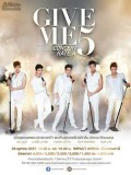 TV288 : Give Me 5 Concert Rate A DVD Master 2 แผ่นจบ